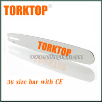 best guide bar for Two stroke engine 070 chainsaw bar with 36'' size