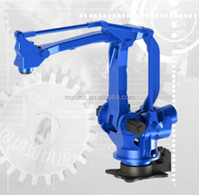Fast Efficient Industrial Robotic Arm/hand Palletizer for 165kg in China