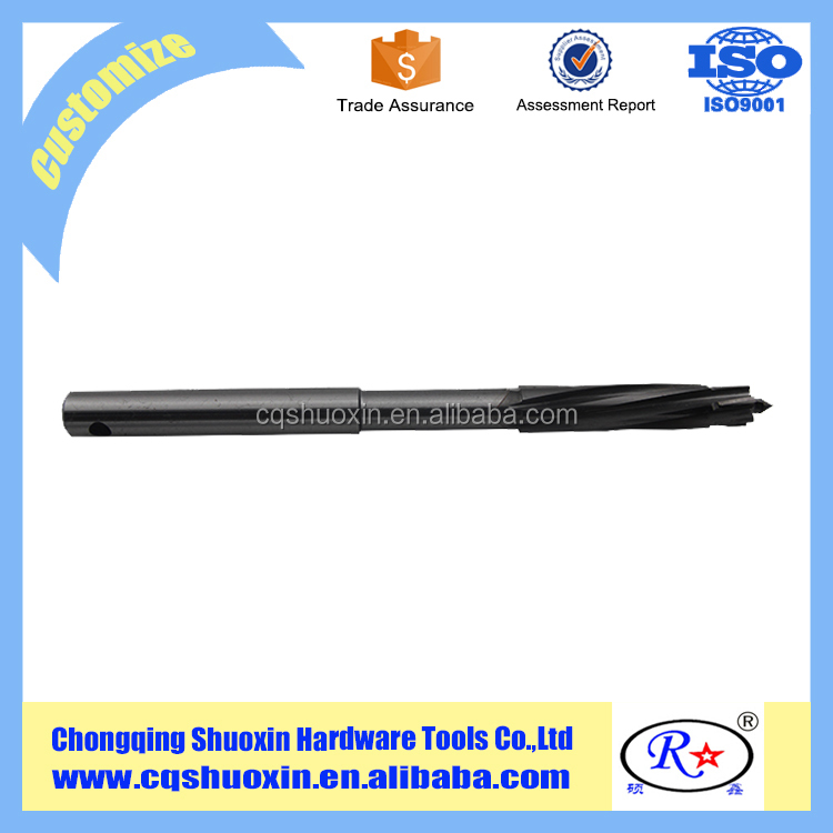 customized cnc lathe tools combination drill reamer