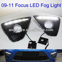 2009-2011 year For Ford For Focus 2 LED DRL LED Fog Daytime Running Light TWV1