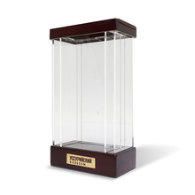 Pop lego acrylic lego display case for sale