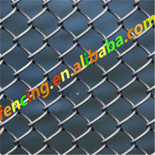 tree guards galvanized chain link fence, chain link mesh from Hebei factory