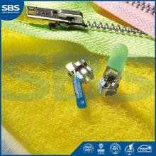 airtight zippers waterproof SBS Zipper V5874-4984