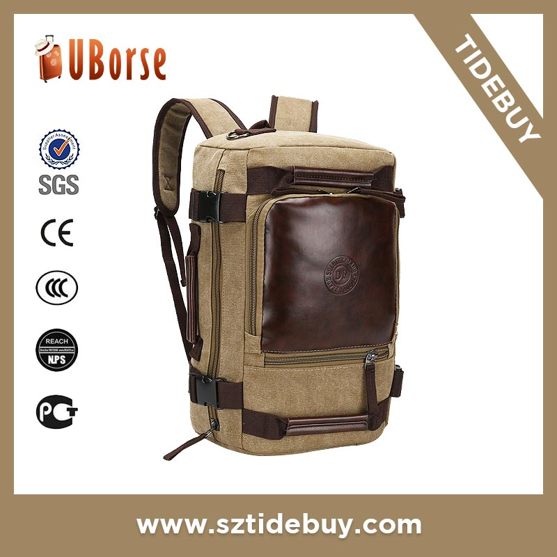 Wholesale 30-40L Bags Canvas Military Backpack, Outdoor Camping Backpack Bag, Hiking Backpack