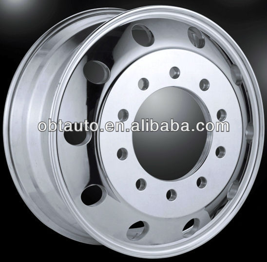 trailer 22.5 alloy wheel