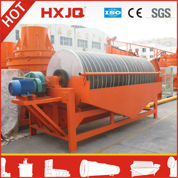 Hot Sale Electro dry magnetic separation of iron ore