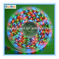 Colorful remote control 5050 flexible led strip light