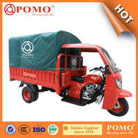 2016 Chinese Strong Heavy Load Water Cooled Gasoline Cargo 300CC Four Wheel Motorcycle For Sale
