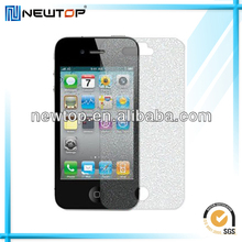 High quality shine diamond screen protector for iphone 5c