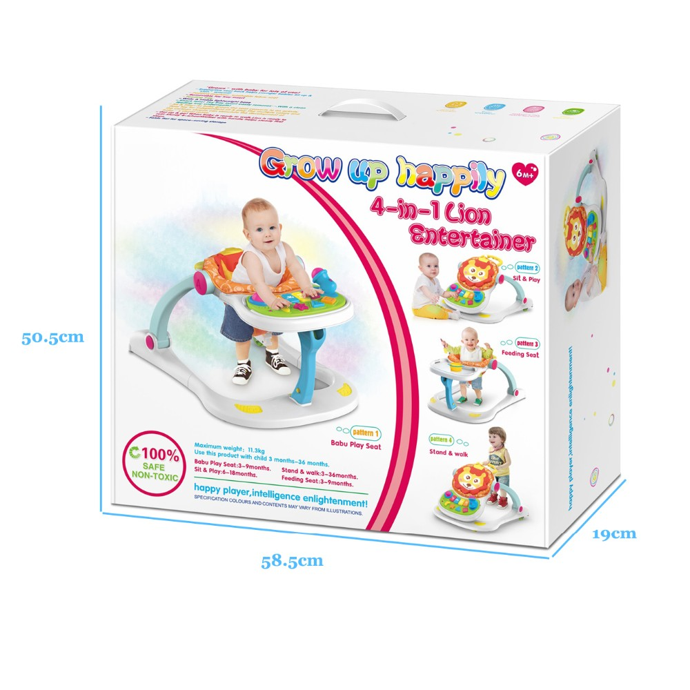 4 in 1 baby Car Walker Baby Ride On Car