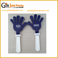 Cheering toy Plastic Hand Clappers for wholesale