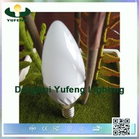 china factory price led bulb 3W/4W/5W/6W E14/E27 high quality 3w candle led lights