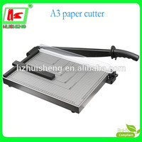 good quality A3 paper cutter machine guillotines, fancy id card cutter, trimmer guide