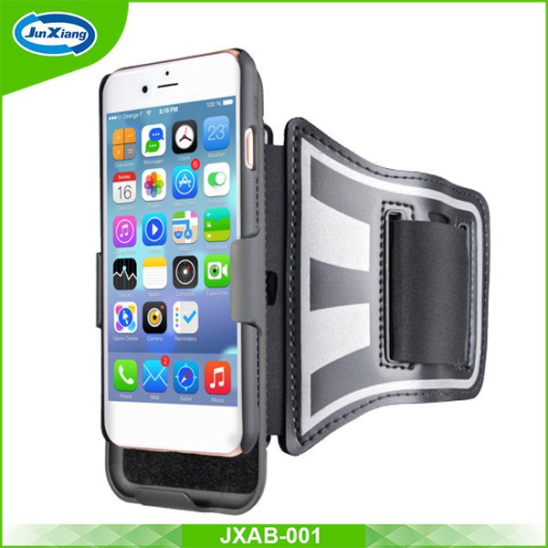 New and hot sport armband holster phone case for iphone 6 plus wholesale alibaba