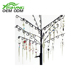 Good quality metal necklace holder jewelry display tree stand