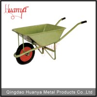 China Cheap Colorful Ball Wheelbarrow