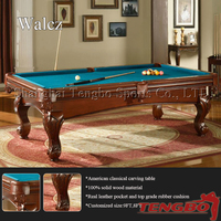 TB professional design solid wood TB-US075 console tennis table