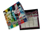 2015 new design paper playing card game set