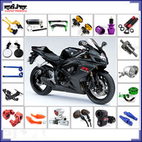 Manufacturer Aftermarket Wholesale Chinese Motorbike Accessories Motorcycle Parts China