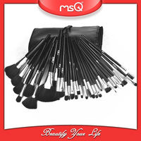 MSQ Natural Hair Professional Cosmetic Brush 32 Makeup Brush Set