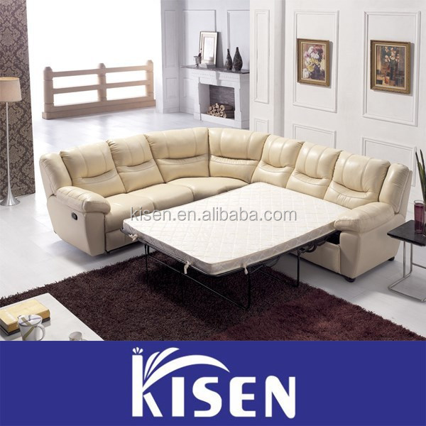 Living Room Furniture Modern Leather Recliner Round Sofa Bed Buy Sofa Bed L