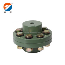CE certificate gear coupling Standard cast iron FCL flexible coupling for driving