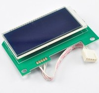 Customized LCD display module with led backlight
