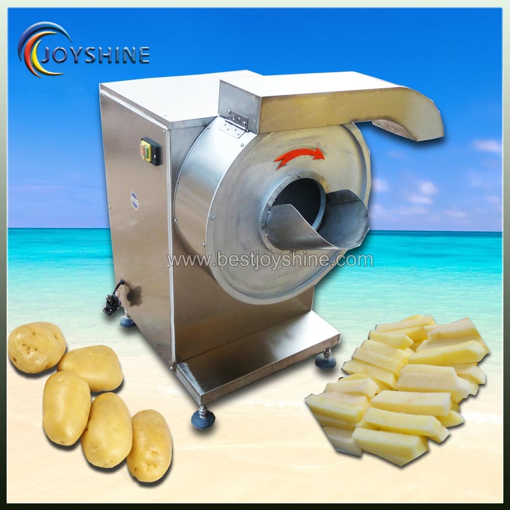 Commercial industrial use french fries potato chips cutting machine
