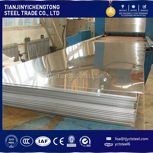 EN1.4404/316L EN1.4401 ASTM 316 Stainless steel sheet price per ton