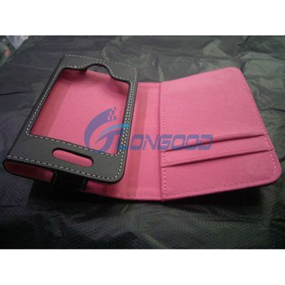 wallet leather cases pouch bag cover for iphone 3GS,3G