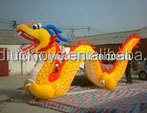 advertising outdoor,inflatable flying dragon, inflatable chinese dragon