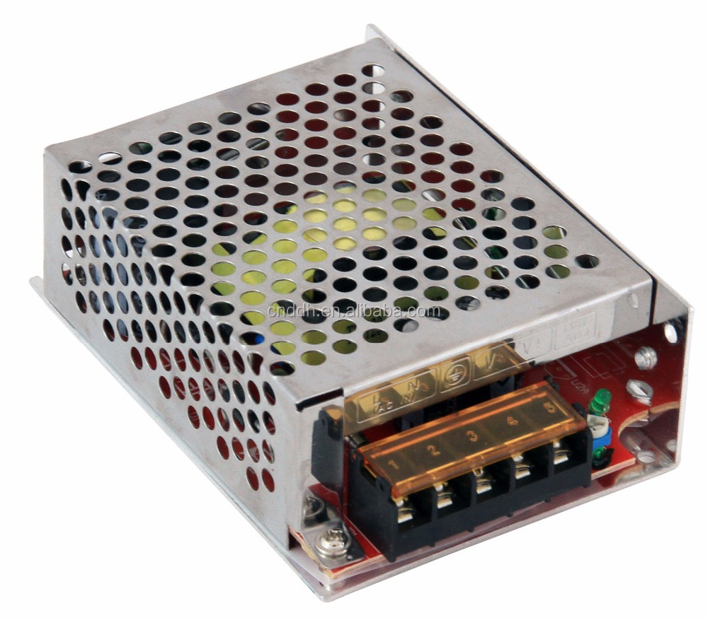 24V TR-series LED adjustable power supply120W with CE and ROHS competitive price