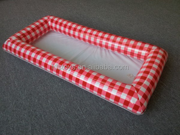 Custom plastic inflatable salad bar