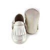 Wholesale Girl and Boy Genuine Leather Moccasin Baby Small MOQ