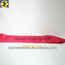 Fashion Rose Mother of the Groom Fabric Band