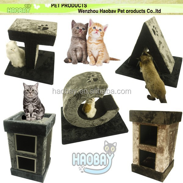 New products cat tree house