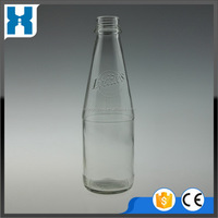 New top sell glass specialty bottle for beverage