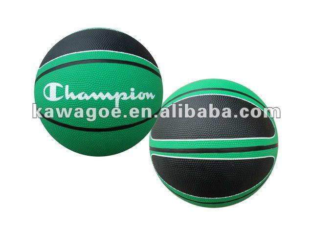 size 7 rubber basketball/Mini Rubber Basketball