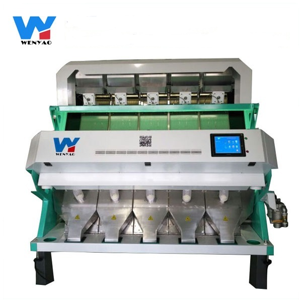 New Condition ccd color sorter rice colour sorter grain color selector