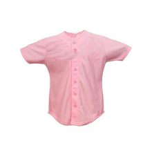 sublimatized latest pink dye baseball jerseys