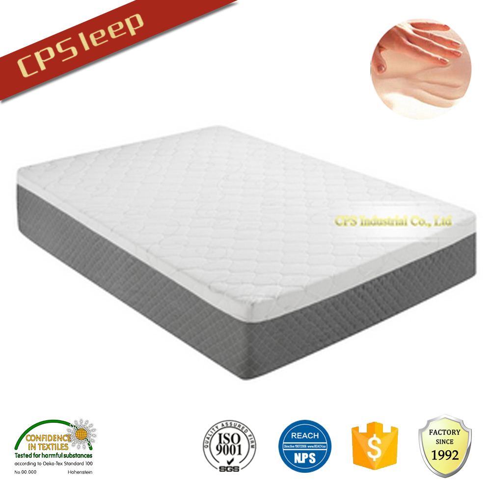 2015 top selling mattress, korea memory foam mattress, new sign bed mattress