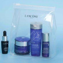ziplock package EVA bag for cosmetics packing D-E040