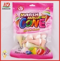 Chaozhou factory marshmallow soft sweet import candy