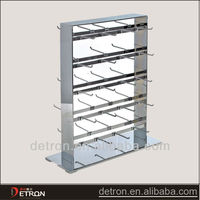 2014 NEW arrival Best selling wire mesh display stand AE-2093