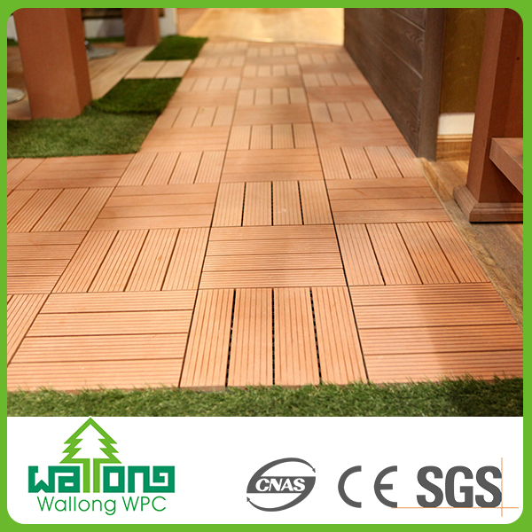 Best quality DIY decking long lasting wpc boat deck floor covering