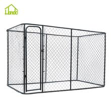 The new style of galvanized steel wire dog kennel