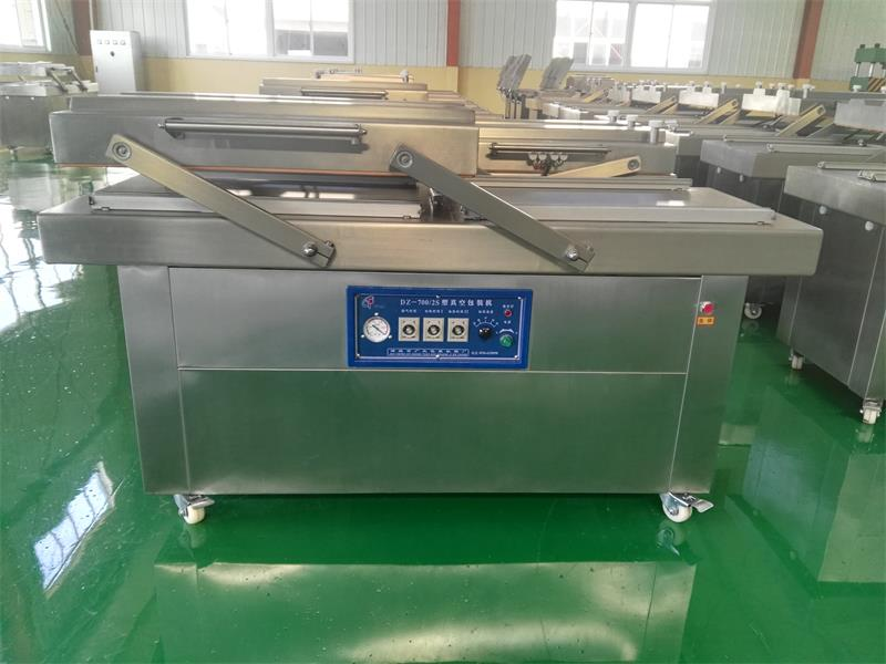 automatic packing machine for food,double chamble vacuum packing machine