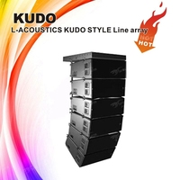 KUDO Outdoor Line Array Sound System for 50000 Audiences Public Address