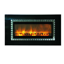 Hot selling special design modern elegant electric fireplace with competitive price