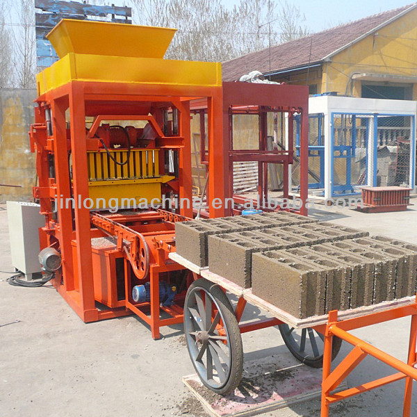 machine block / QT4-26 cement brick making machine price